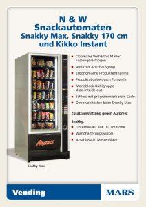 N&W Snakky 170 1. Seite